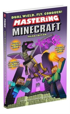 The Minecraft phenomenon has exploded into a worldwide sensation delighting seasoned video gamers as well as newcomers of all ages. This open-world game of building with textured blocks exploration crafting resource gathering and combat encourages unlimited creativity. With each new update Minecraft offers an increasingly rich feature set - this book introduces players to this global blockbuster and teaches them to master its world!