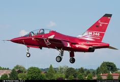 Italy - Air Force  Aermacchi M-346