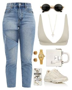 Designer Clothes, Shoes & Bags for Women Cute Swag Outfits, Cute Comfy Outfits, Stylish Outfits, Basic Outfits, Nike Outfits, Retro Outfits, Tomboy Fashion, Cute Fashion, Fashion Outfits