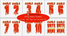 Hosting a Chili Cook-Off in 5 Easy Steps with Printables Pumpkin Chunkin, Chili Party, Party Layout, Fundraiser Party, Party Like Its 1999, Chili Cook Off, Show Me The Money, Creative Food, Best Part Of Me