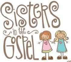 Hermanas en el evangelio :)