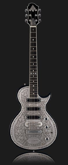Zemaitis Guitars - Art with Strings