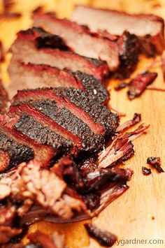 Texas Brisket - use Truvia brown sugar as a replacement for the regular sugar l The Angry Gardner