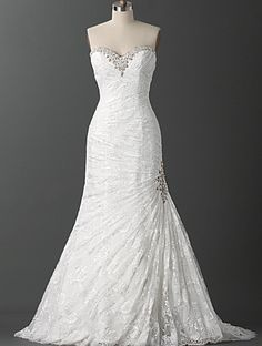 Alfred Angelo Bridal Style 2396 from Alfred Angelo's Bridal Collections and Wedding Styles Wedding Dressses, Used Wedding Dresses, Perfect Wedding Dress, Bridal Dresses, Wedding Gowns, Flower Girl Dresses, Bridesmaid Dresses, Dress Prom, Luxe Wedding