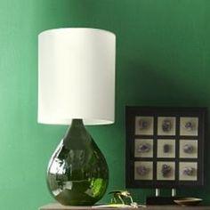 Green Lamp| Green Décor