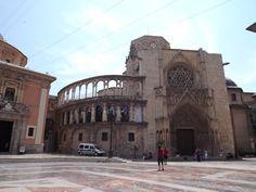 Publicamos  la Catedral de Valencia.  #historia #turismo  http://www.rutasconhistoria.es/loc/catedral-de-valencia