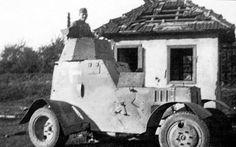 Polski samochód pancerny wz. 34 (malowanie???)