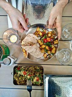 food at mowgli liverpool