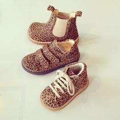 Squeeeee! Too cute! Shoes from Angulus