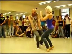 I looove this couple and how she moves is awesomazing!!! Been following them for years now. Sexy Kizomba dance!!