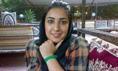 Atena Farghadani: Jailed female cartoonist facing indecency charges for shaking male lawyer's hand - News - Art - The Independent