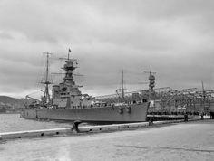 HMS Hood (51) was the last battlecruiser built for the British Royal Navy.