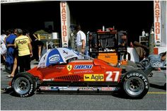 Gilles Villeneuve, Old Race Cars, Ferrari F1, Car And Driver, Formula One, Sport, Le Mans, Fiat, Custom Cars