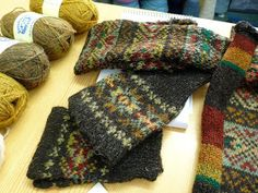 One of the best things about doing a knitting tour with Gudrun and Mary Jane was that they had arranged for us to meet with and learn from s...