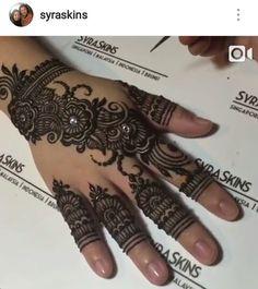 Syraskins henna