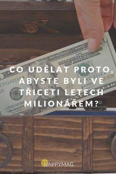 Udělejte tohle a povede se vám to! Warren Buffett, Napoleon Hill, Feng Shui, Finance, Economics
