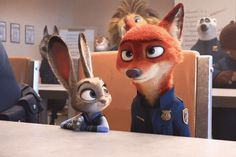 """I just noticed that Judy snorted in this scene. """" Please have a Snorting Judy to grace your dash."""