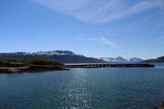 Småbåthamna og Dyrøysundet