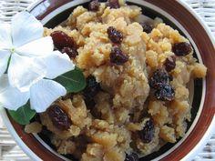 Trini Parsad II (Flour Parsad) | Simply Trini Cooking #trinicooking