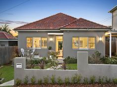 House With Red Roof Australia Google Search