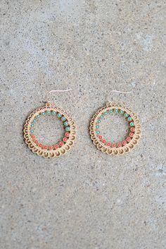 Hopi Earring