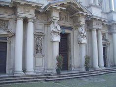 Pellegrino Tibaldi's facade: