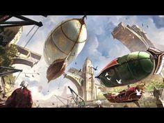 Epic Fantasy Music - The Fleet - Celestial Aeon Project - YouTube