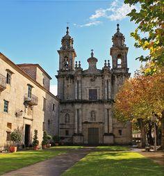 Monasterio de Poio.