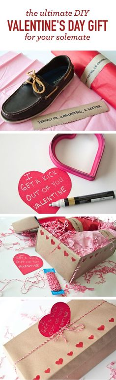 Valentine's Day is not only celebrated by couples, but also by everyone. Even children can make something beautiful and sweet to show their love for parents. Today's post is going to offer some DIY ideas for everyone to make Valentine's gift for their bel http://www.giftideascorner.com/valentines-gifts-special-man