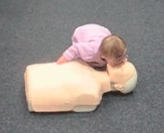 First Aid Training!