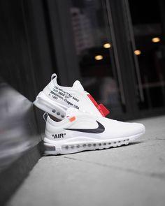 sale retailer 0496d 6f032 OFF WHITE x Nike Air Max 97 sɴᴇᴀᴋᴇʀs  amp  sᴛʀᴇᴇᴛsᴛʏʟᴇ ғᴏʟʟᴏᴡ  filetlondon   filetFamilia