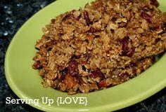 Katherine's Kitchen: Serving Up {Breakfast}: Baked Oatmeal