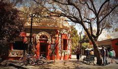 Getting a different view of the city: Foto-Ruta Santiago de Chile - foodandphotosrtw.com
