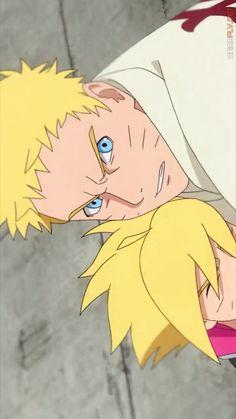 Naruto e Boruto Naruko Uzumaki, Naruto Shippuden Sasuke, Naruto And Sasuke, Manga, The Wolf Among Us, Uzumaki Family, Familia Uzumaki, Boruto Next Generation, Anime Group