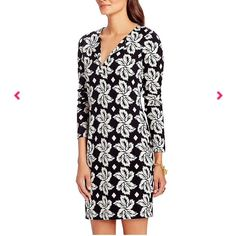 DVF Reina Super cute silk jersey material, dress it up or down with flats or cute booties. Diane von Furstenberg Dresses