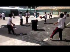 Juegos Educación Física - El Bote - YouTube