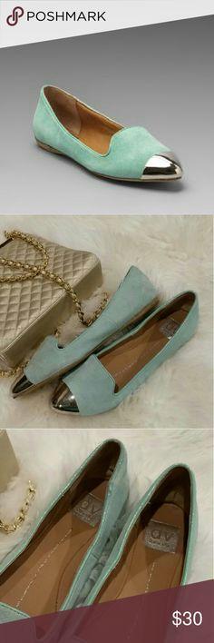 Nordstrom Dolce Vita Luna shoes. Size 7.5 Nordstrom Dolce Vita Luna shoes. Size 7.5. Mint color with a silver toe. Flats Dolce Vita Shoes Flats & Loafers