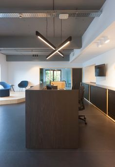 Office Lighting Light Architecture Solutions Ings Design Ceiling Fixture Trey