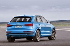 """Motor Proyect: Audi Q3. El españolito se """"lava la cara""""."""