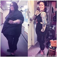 "Are you trying to make a transformation? Whats working for you? @splattard: ""I've always struggled with my weight throughout my life. Not necessary eating bad just eating a lot. I finally decided the Yo-Yo weight game would stop once and for all. On 7th Sep 2016 I underwent the gastric sleeve. Since May 2016 I've lost 209 lbs. My motivation stems from being able to do everything I couldn't before. To not be left out of activities because of my size. To be able to live to my fullest…"
