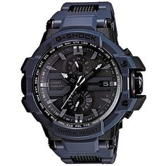 G-SHOCK GWA1000FC-2A - These new models are the new additions to the Gravity Defier Aviation lineup of timepieces preferred by pilots the world over.