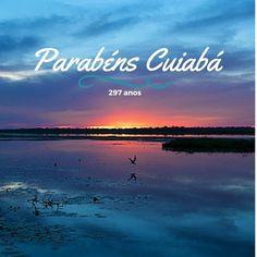 Parabéns a todos os Cuiabano e essa cidade linda quente e cheia de verde. Sei que Cuiabá é muito mais que o Pantanal mas como resistir a essa imagem divina??? Esse lugar é um presente dos céus para vocês. Parabéns!!