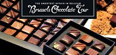 The Sweetest Affair in Belgium: A Brussels Chocolate Tour!