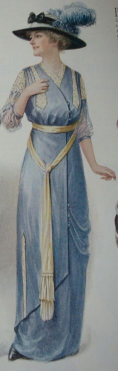 Dresses | Fashion a Hundred Years Ago | Page 3
