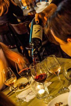 https://flic.kr/p/CYJ5aD   Tego wieczoru wino lało się bez przerwy...