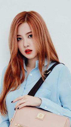 Kim Jennie, Kpop Girl Groups, Kpop Girls, Rose Queen, 1 Rose, Pretty Asian, Park Chaeyoung, Girls Rules, Blackpink Jisoo
