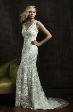 Lace Wedding Dresses 2012