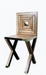 Check out Pedro Friedeberg, Silla exacta (2019), From MAIA Contemporary Jorge Martinez, Artsy, Sculpture, Things To Sell, Contemporary, Wood, Artwork, Check, Home Decor