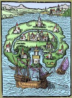 Sir Thomas More: Utopia