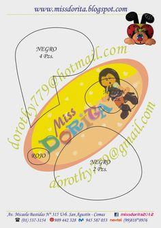 Miss Dorita Maria Valentina, Punch Art, Paper Piecing, Ideas Para, Ladybug, Diy And Crafts, Clip Art, Baby Shower, Templates